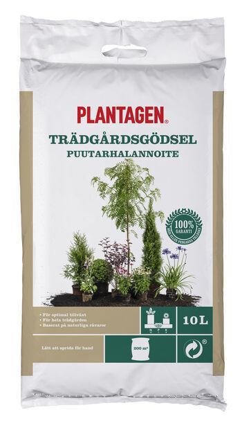 Garden Fertilizer 10L organomineral SE/FI
