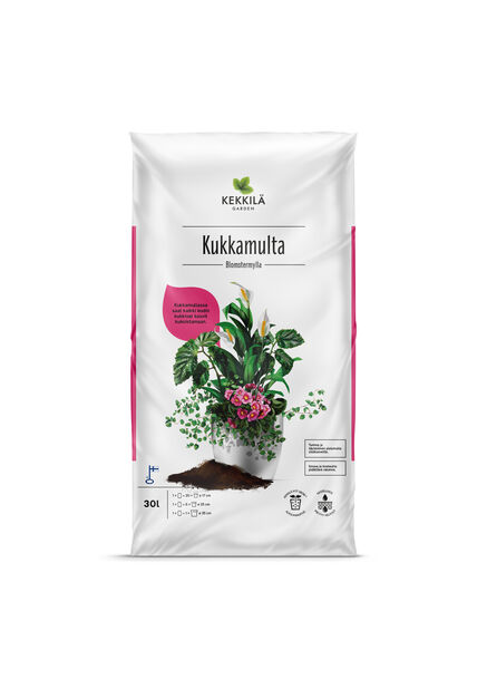 Flower soil  30 l Kekkil�
