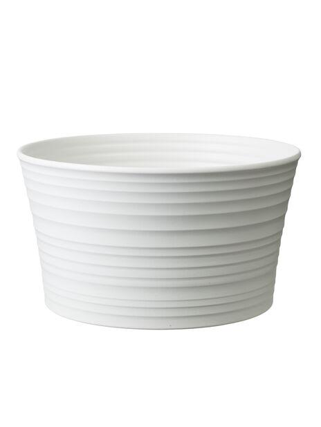 Kulho Nellie 26 cm valkoinen