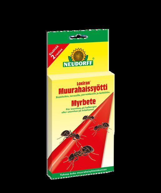 Loxiran Muurahaissyötti, 2 kpl, Monivärinen