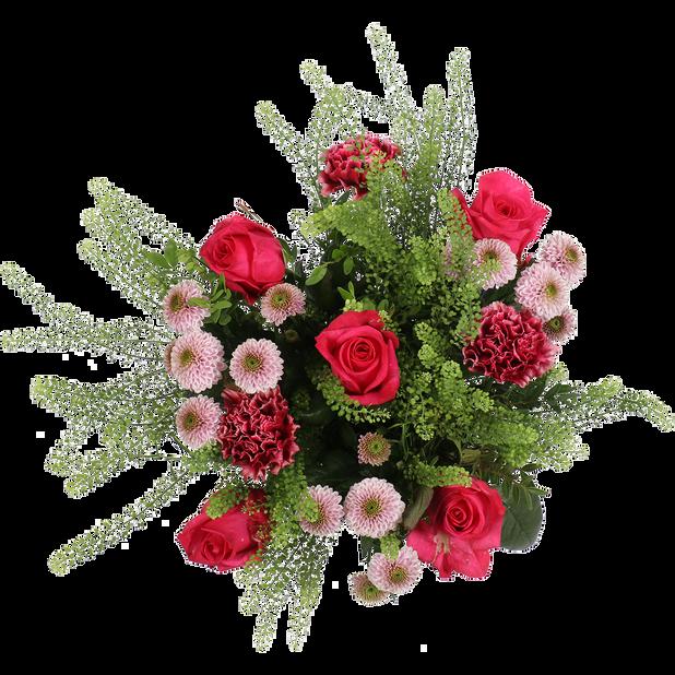 Bouquet M Mothersday NO, Korkeus 35 cm, Useita värejä