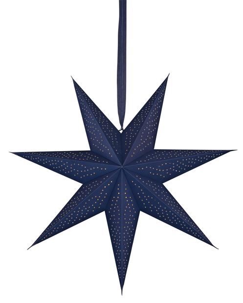 Ella-paperitähti, Ø90 cm, Punainen