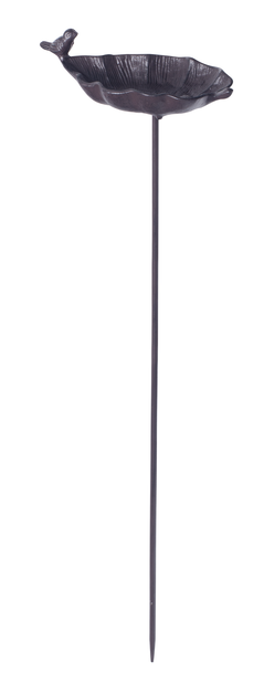 Lintujen kylpyallas -tikku, Pituus 85 cm, Ruskea