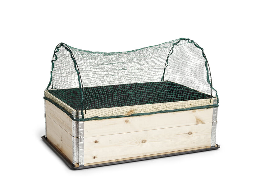 Rastasverkko lavakaulukseen, Pituus 115 cm, Vihreä