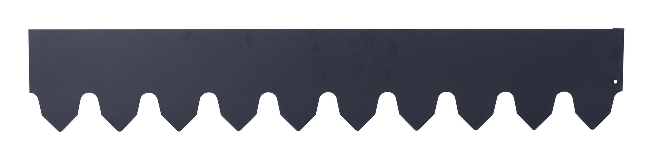 Nurmireunanauha, Pituus 100 cm, Musta