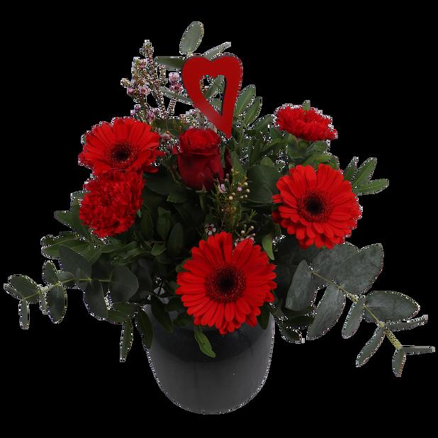 Bouquet M Valentines