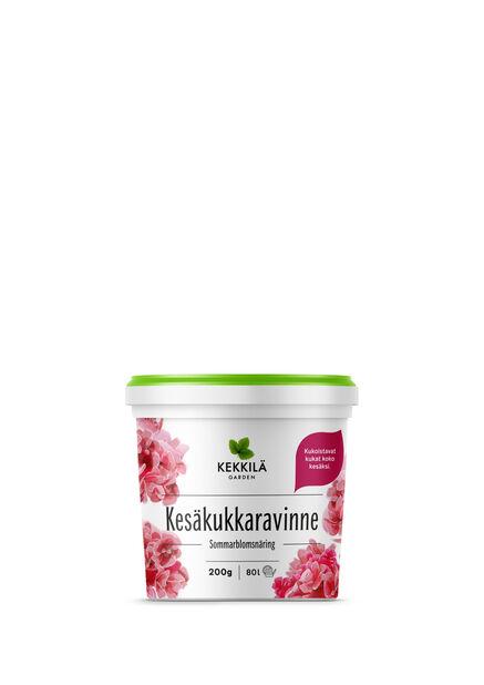 Kesäkukkalannoite 200 g, Kekkilä
