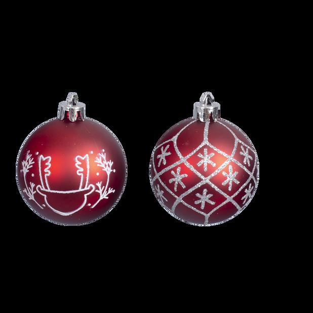 Joulupallo 4 kpl