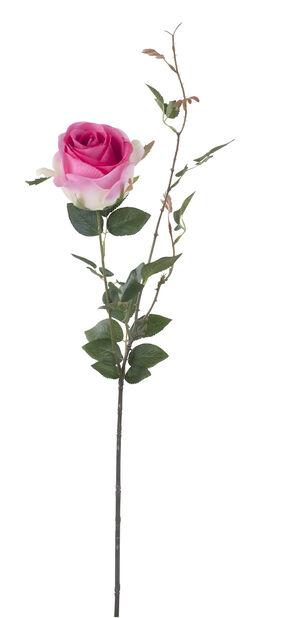 Tekokasvi ruusu 56 cm pinkki