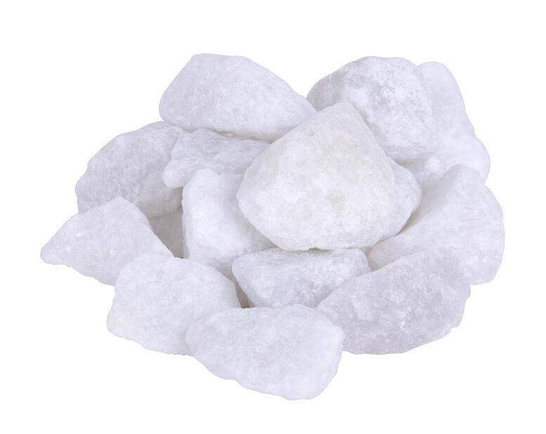 Kivimurske, 10 kg, Valkoinen