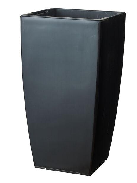 Altakasteluruukku Leva, Ø31 cm, Musta