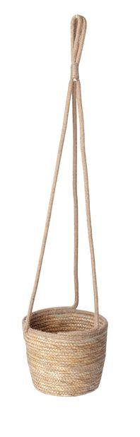Amppeliruukku Evin, Ø18 cm, Beige
