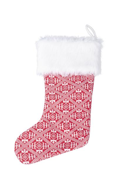 Joulusukka, Korkeus 45 cm, Punainen