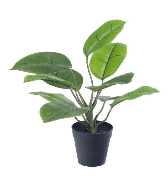 Kumiviikuna tekokasvi , Korkeus 30 cm, Vihreä
