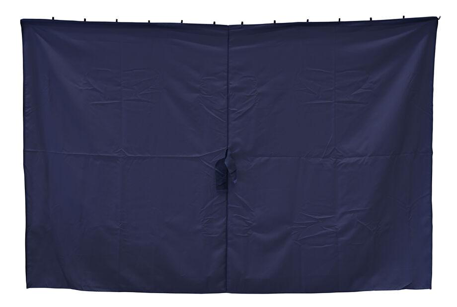 Seinä Malva, Leveys 300 cm, Tummansininen