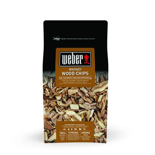Smoking Wood Chips, Whiskey