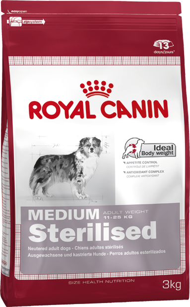 Medium Sterilised Adult 12 kg