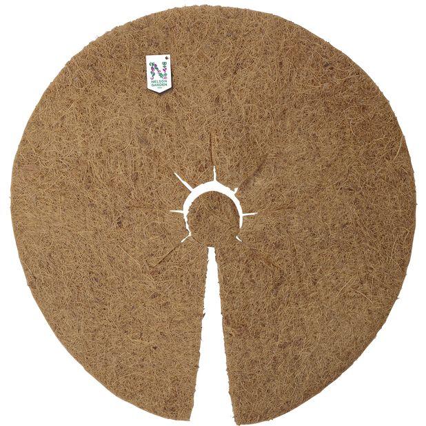 Rikkaruohosuoja kookoskuitua, Pituus 60 cm, Ruskea