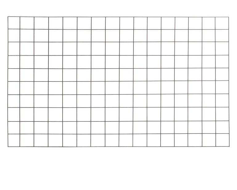 Säleikkö istutuslaatikolle, Pituus 177 cm, Puunvärinen