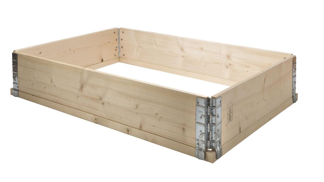 Istutuslaatikon kehikko, Pituus 120 cm, Puunvärinen