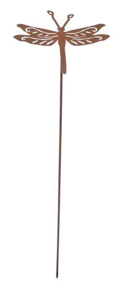 Koristetikku sudenkorento, Pituus 50 cm, Ruoste