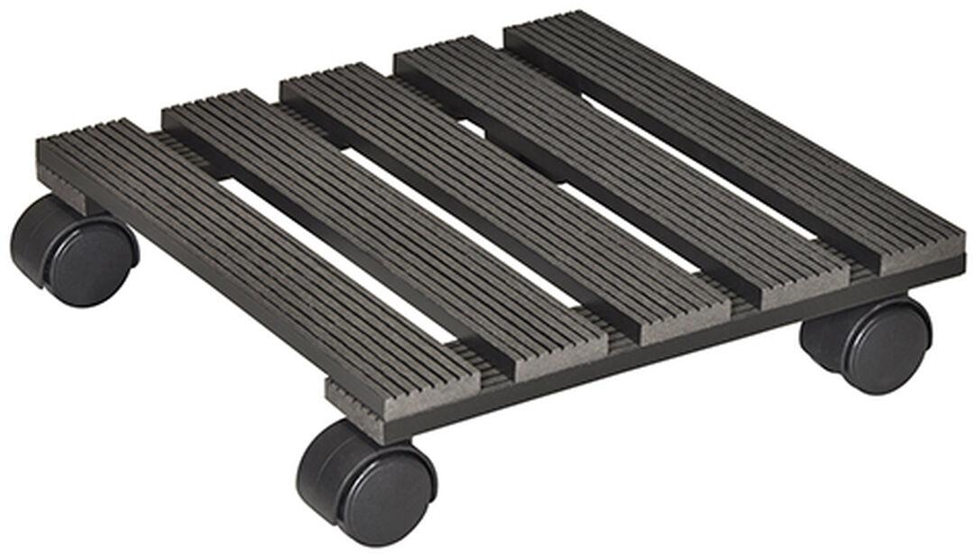Ruukunalusta Multi Roller, Ø29 cm, Harmaa