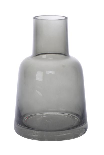 Maljakko Aston, Korkeus 14 cm, Harmaa