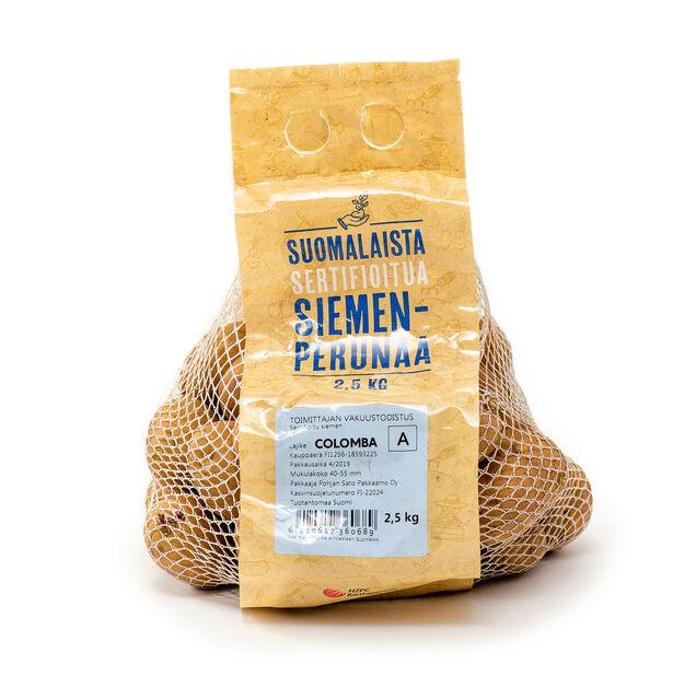 Siemenperuna 'Colomba', 2.5 kg