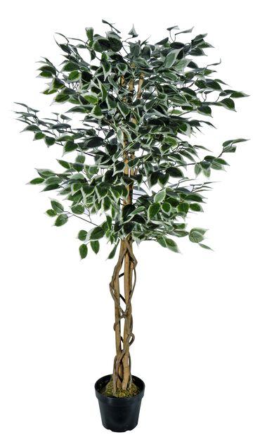 Limoviikuna tekokasvi, Korkeus 140 cm, Hopea