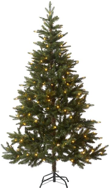 Tekokuusi Hurdal jossa valaistus, Korkeus 180 cm, Vihreä