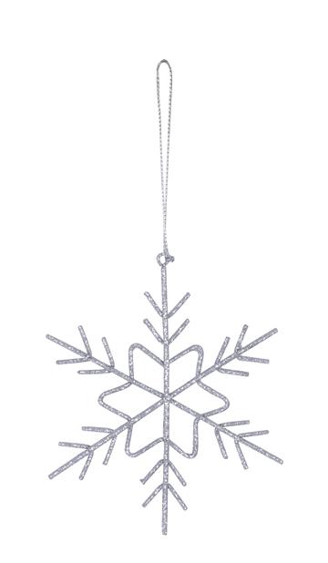 Kuusenkoriste Snowflake 11 cm