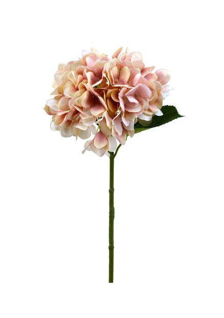 Hortensia tekokasvi, Pituus 67 cm, Pinkki