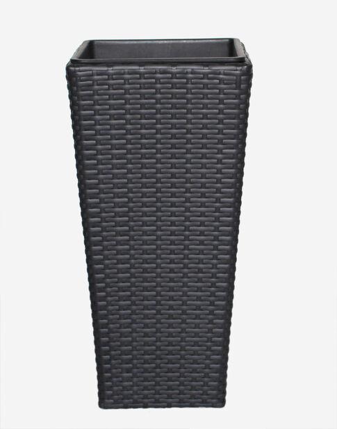 Ruukku New York, Korkeus 54 cm, Musta