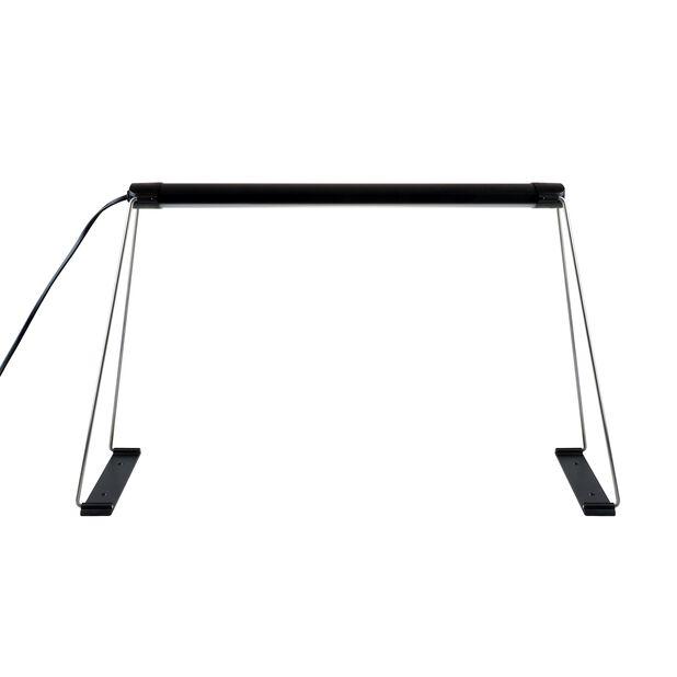 Kasvivalaisin Crescendo, Pituus 54 cm, Musta