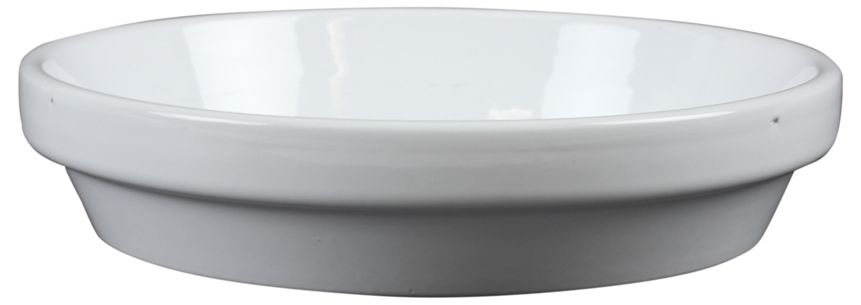 Aluslautanen  , Ø18 cm, Valkoinen