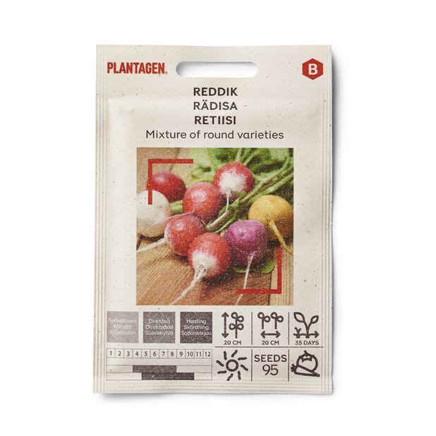 Retiisi Mixture of round varieties