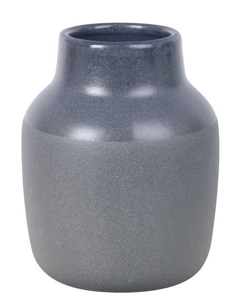 Maljakko Calla, Korkeus 19 cm, Musta