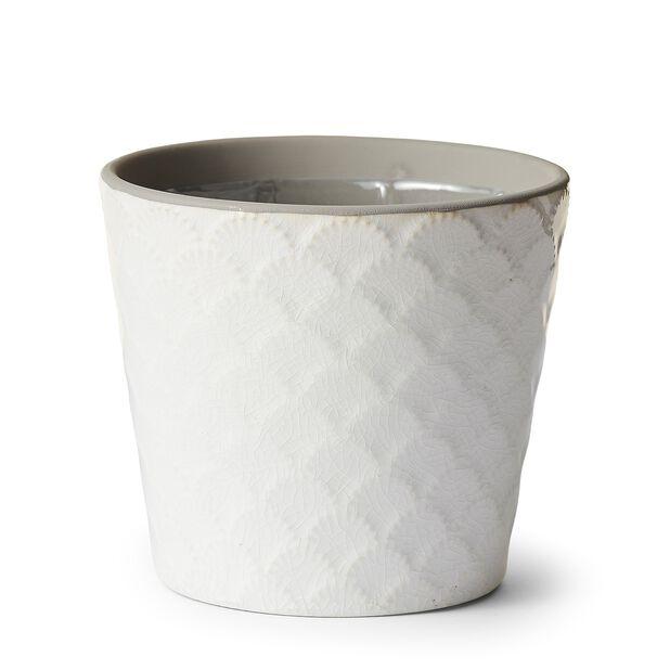 Ruukku Moa, Ø15 cm, Valkoinen