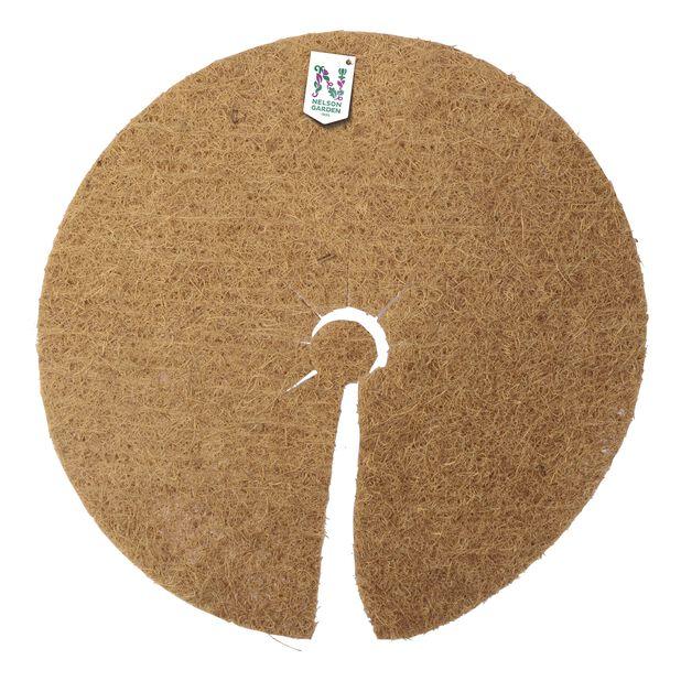 Rikkaruohosuoja kookoskuitua, Pituus 45 cm, Ruskea