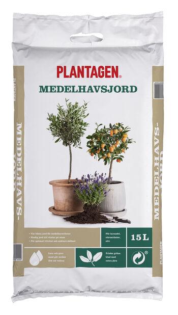 Medeteranian soil 15L