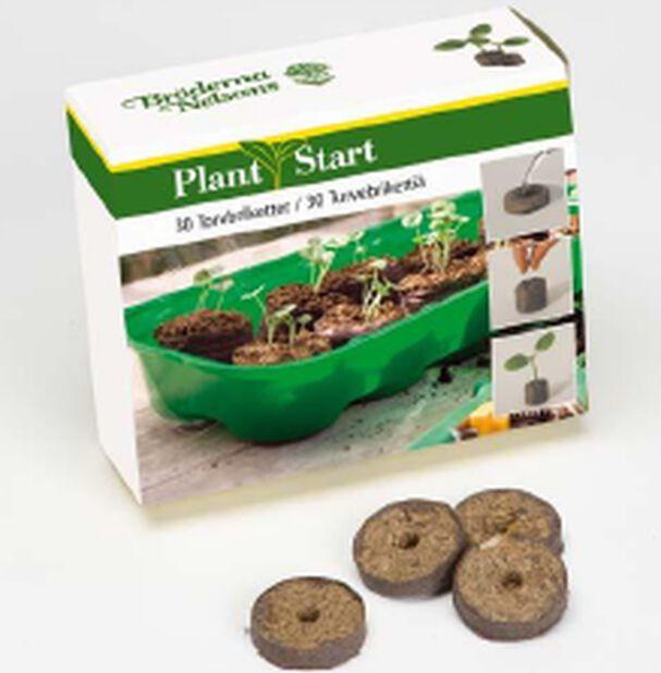 Turvebriketit siemenkylvöihin 30 kpl, 30 kpl, Monivärinen