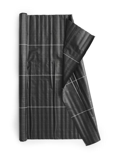 Katekangas, 15 m2, Musta