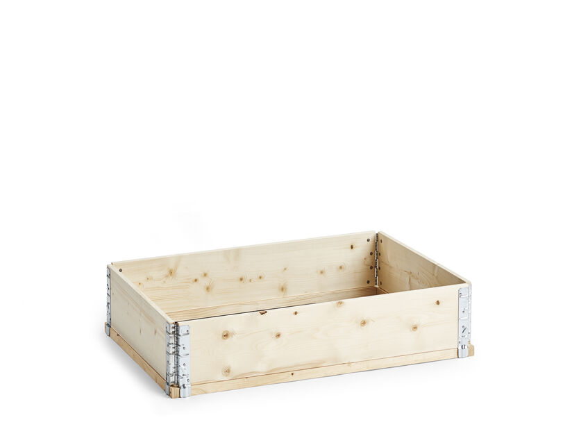 Istutuslaatikko, Pituus 80 cm, Puunvärinen