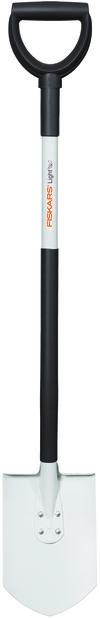 Pistolapio kevyt Fiskars, Pituus 105 cm, Valkoinen