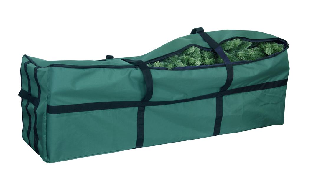 Kuusensäilytyskassi, Korkeus 140 cm, Vihreä
