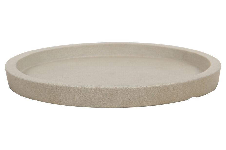 Aluslautanen Nova 38,5 cm hiekka