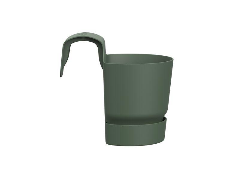 GreenVille-ruukku, Ø25 cm, Vihreä