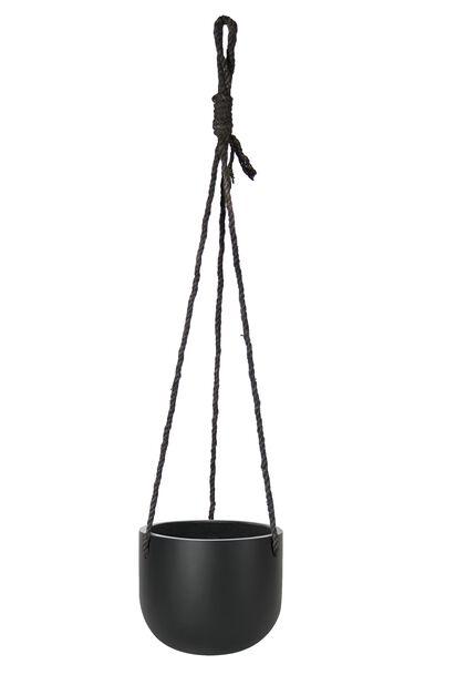Amppeli Nova , Ø18.5 cm, Musta