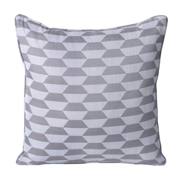 Tyyny 3D, Leveys 45 cm, Harmaa