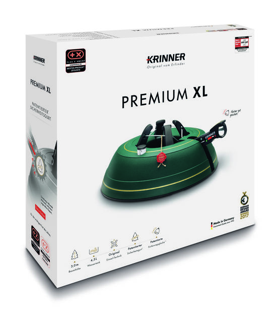 Kuusenjalka Krinner Premium XL, Ø39 cm, Useita värejä